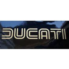 2x Aufkleber Sticker Ducati Doubleline #0421
