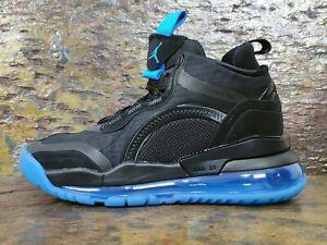 """Nike Jordan Aerospace 720 """"Bleu Noir Fury"""" Taille UK 7 EUR 41-BV5502-004"""