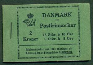 DENMARK-HRE11-1930-Rundskudagen-Booklet-VF