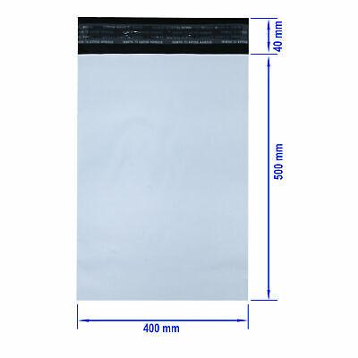 300 Stk Coex Folienversandtaschen Versandbeutel Folientaschen 400x500 mm 45my