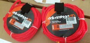 water-ski-tube-ropes-x-2-rider-1200kg-strong-williams