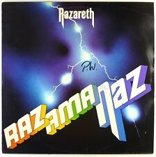 "12"" LP - Nazareth - Razamanaz - A3506 - washed & cleaned"