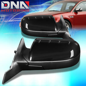 NEW RIGHT SIDE POWER MIRROR MANUAL FOLDING FITS 2008-2009 FORD TAURUS FO1321295
