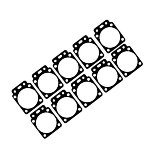 10pcs Carburetor Metering Diaphragm Gasket Kit For Walbro 92-251-8 Part Replace