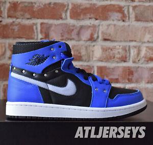 Women's Nike Air Jordan 1 Zoom Sisterhood Royal Black CZ1360-401 ...