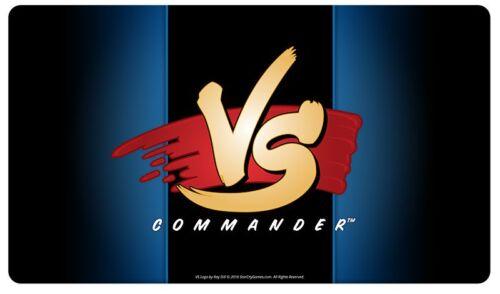 *SCG* Blue Commander VS MTG StarCityGames Magic the Gathering Playmat