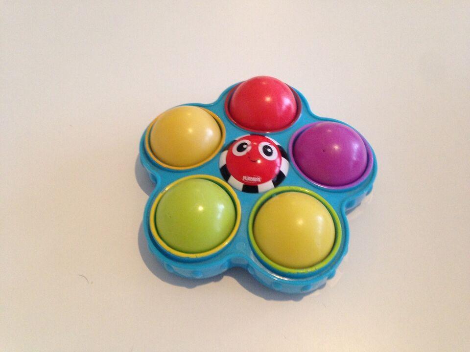 Andet, Aktivitetslegetøj med bolde, Playskol