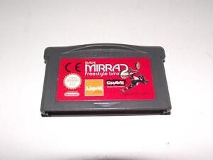 Dave-Mirra-2-Freestyle-BMX-Nintendo-Gameboy-Advance-Cartridge-only-Preloved