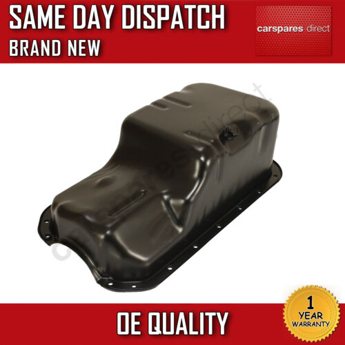 CABRIOLET 216 1.6 1989-2000 STEEL ENGINE OIL SUMP PAN 400 416 ROVER 200 216
