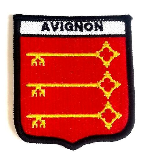Avignon Embroidered Patch