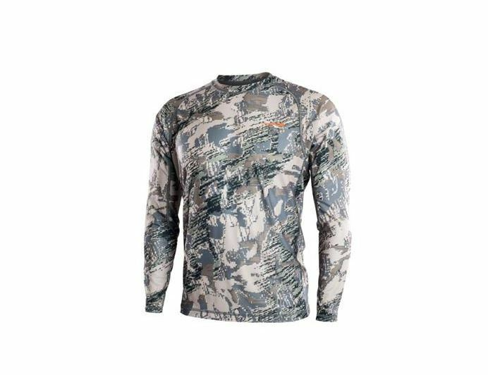 Sitka Women's Core  Lightweight Crew Long Sleeve Optifade Elevated II  at cheap