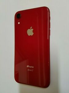 Original-Red-Product-Apple-iPhone-XR-A1984-Main-Frame-Housing-Replacement-Back