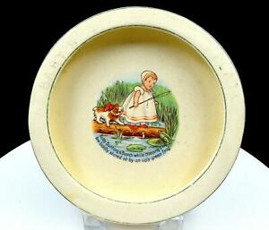 ROYAL-BABY-PLATE-BABY-BUNTING-AND-BUNCH-7-1-2-CHILDS-PLATE