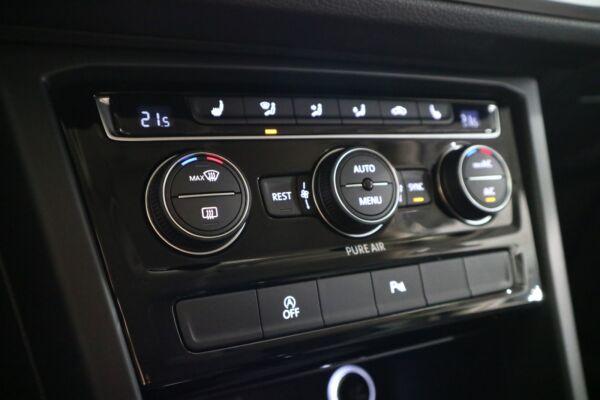 VW Touran 1,6 TDi 110 Comfortline 7prs - billede 5