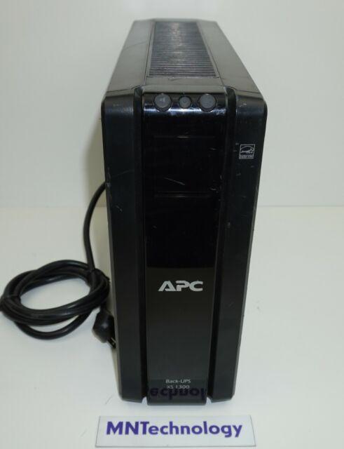 APC   BR1300G   Back-UPS Pro 1300 Battery Backup & Surge Protector w/New Batts