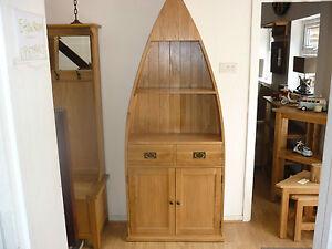 Image Is Loading Vancouver Pee Premium Oak 2 Door Shelf