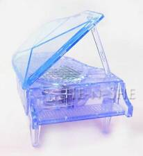 30 PCS 3D Crystal Puzzle Piano with Music Box 9844 Blue