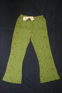 JACADI-Girl-039-s-Aviser-Green-Sweatpants-Size-10-Years-NEW-42