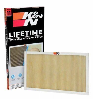 HVAC K/&N Home Air Filter HVC-11620-16x20x1