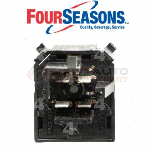 Four Seasons HVAC Blower Control Switch for 1999-2006 Ford F-350 Super Duty pe