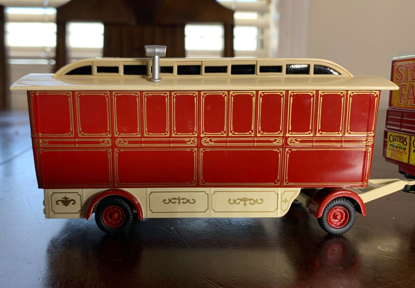 Corgi Scammell Highwayman Ballast with Closed Pole Trailer & & & Caravan Set  w Tags ea4ac4