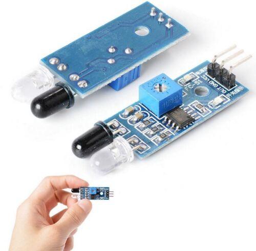 Sensor Ir Infrared Module Arduino Pir Infrared Obstacle Sensor Robot Cs