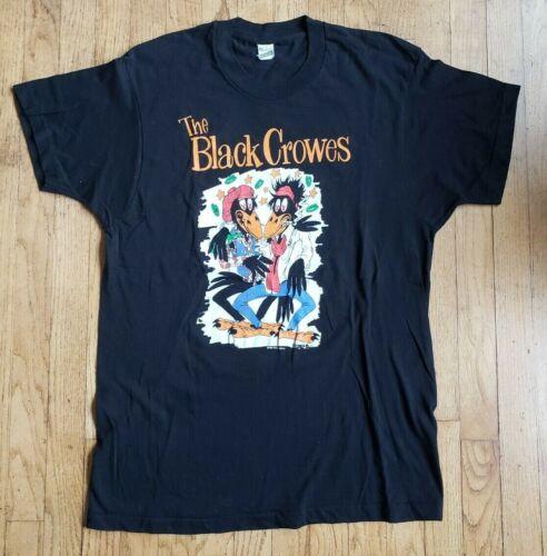 Original Vintage (1990) THE BLACK CROWES Concert T