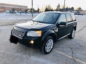 2009 Land Rover LR2 full options