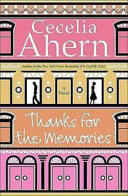 Thanks for the Memories: A Novel-ExLibrary
