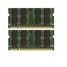 8GB 2x4GB PC2-6400 DDR2-800 SODIMM Memory for Toshiba