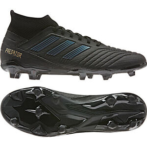 Adidas-Predator-19-3-Fg-Hommes-Chaussures-de-Football-Came-Firm-Terrain-Gazon