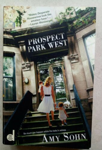 1 of 1 - Prospect Park West by Amy Sohn (Paperback, 2010)