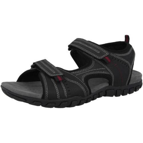 Geox Black A Hombre U U92q2a0bc50c9999 Mito Senderismo Zapatos Sandalias Wawra0nqE