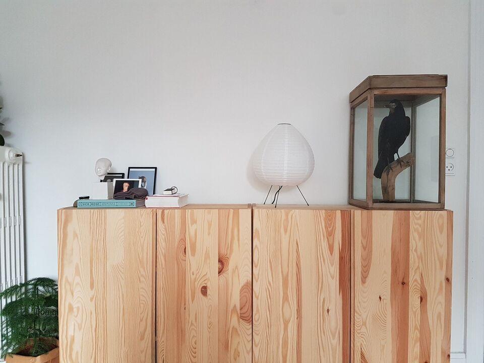 Arkitektlampe, papirlampe, bordlampe