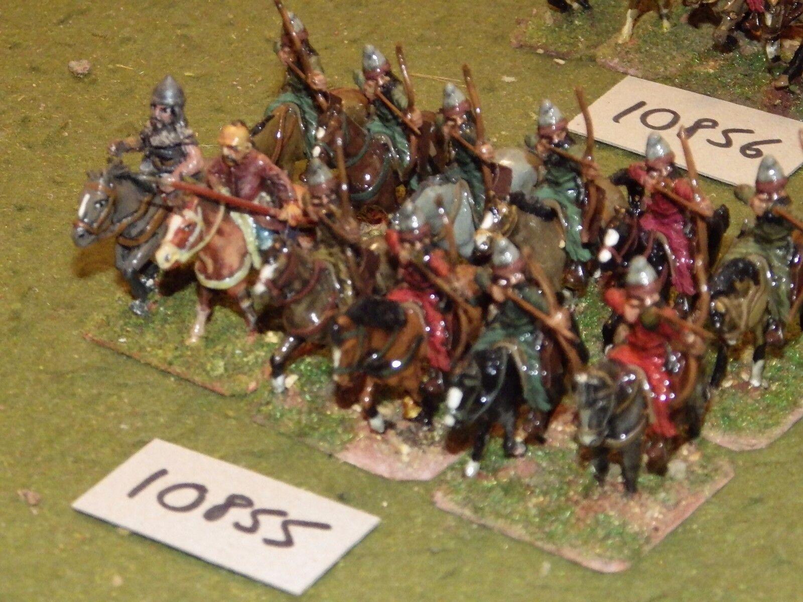 25mm mittelalter   hun - kavallerie 12 kavallerie - cav (10855)