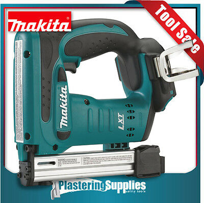 "Makita 18v LXT Lithium-Ion Cordless 3/8"" Crown Stapler XTS01 (BST221) BARE TOOL"