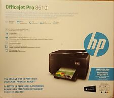 Brand New HP Officejet Pro 8610 Wireless e-All-in-One Inkjet Printer Replac 8600