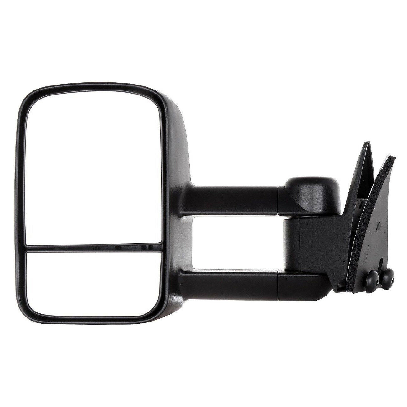 New Driver//Left Side Manual Towing Mirror for Chevy GMC Suburban 1500 2500 92-99