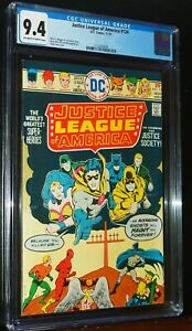 JUSTICE-LEAGUE-of-AMERICA-124-1975-DC-Comics-CGC-9-4-NM