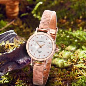 Women-Ladies-Quartz-Wrist-Watch-Business-Rhinestone-Mesh-Band-Analog-Watches-New