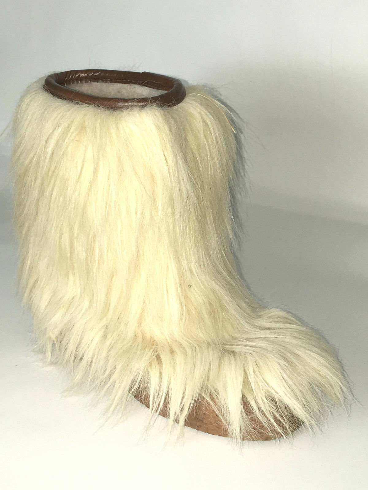 Elle Fur Winter stivali Dimensione 8 Usa.EUR. 38-39