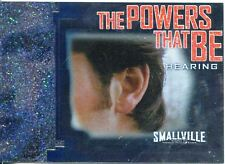 Smallville Season 6 The Powers That Be Chase Card PB-6