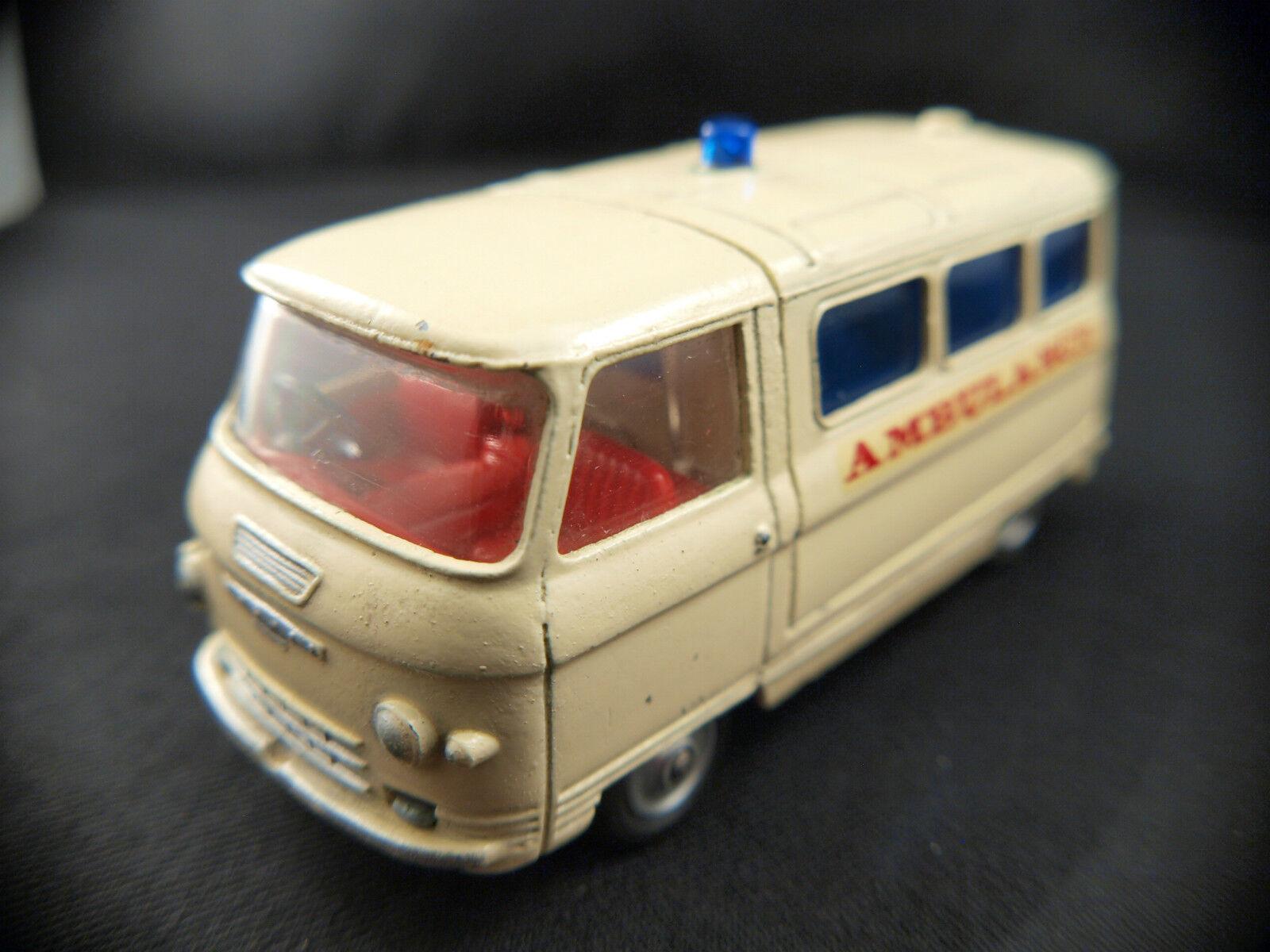 essere molto richiesto Corgi 463 Commer 3 4 Ton chassis ambulance ambulance ambulance ancien 1964  risparmia il 50% -75% di sconto