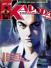 KAPPA MAGAZINE - rivista specializzata MANGA n°48  [C14B]
