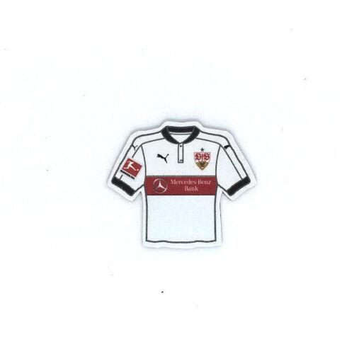 VfB Stuttgart Trikot Magnet Saison 17//18 Fussball Bundesliga AMBALLCOM
