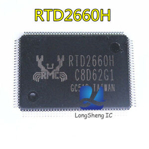 1PCS-RTD2660H-QFP128-NEW