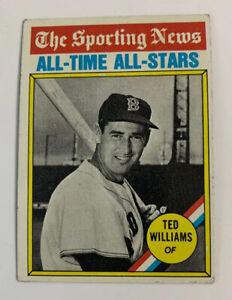 1976-Ted-Williams-347-Boston-Red-Sox-Topps-Baseball-Card-HOF