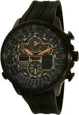 Citizen Men's JY8035-04E Black Resin Eco-Drive Dress Watch