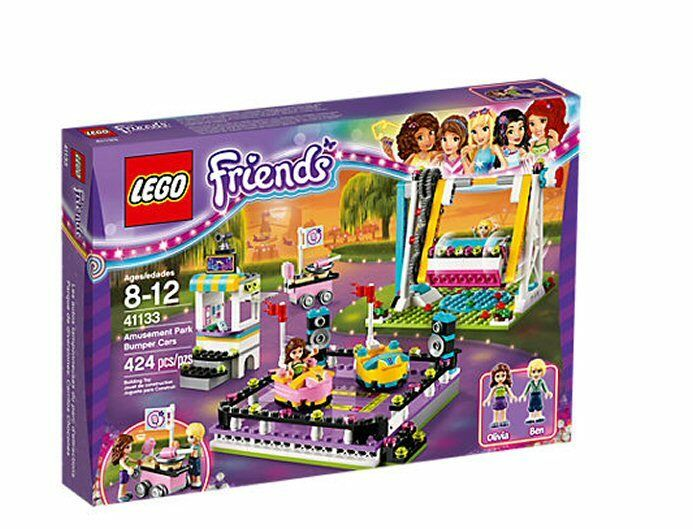 LEGO®  Friends  41133  - Autoscooter im Freizeitpark   NEU & OVP