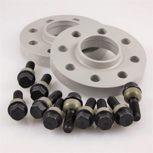 28mm//Achse+schwarze Schraube H/&R Spurverbreiterung auch für Porsche 991 Carrera